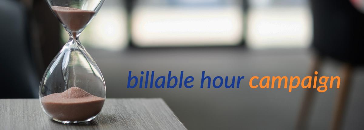 billable hour campaign