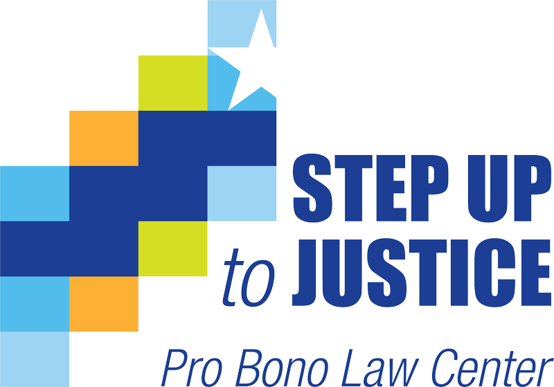 Step Up To Justice